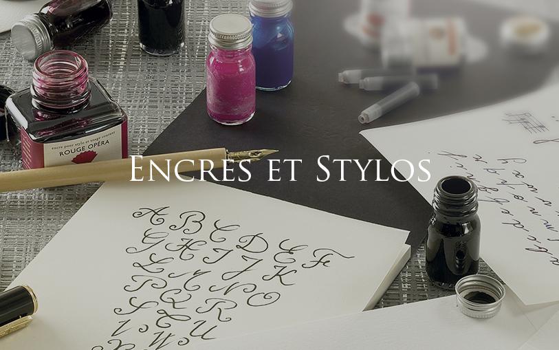 Encres et Stylos