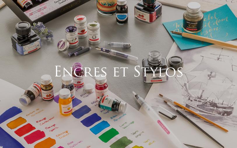 ink & pens